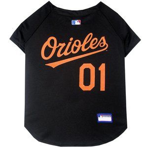 Other - Pets First Baltimore Orioles MLB Mesh Jersey